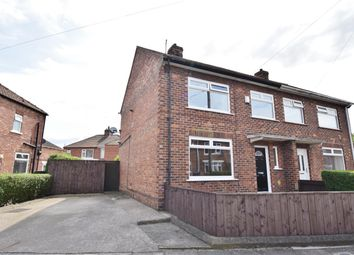 Thumbnail 3 bed semi-detached house for sale in Harrogate Crescent, Linthorpe, Middlesbrough