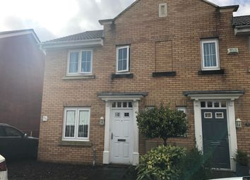 Thumbnail 3 bed semi-detached house to rent in Crymlyn Parc, Skewen, Neath