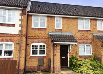 Thumbnail 2 bed terraced house for sale in Holly Drive, Aylesbury