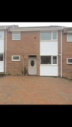 Thumbnail 3 bedroom town house to rent in Compton Drive, Huncote, Leicester