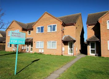 Thumbnail 2 bed flat for sale in Paxton Court, Little Paxton, St. Neots