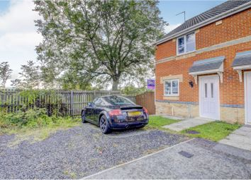 Thumbnail 2 bed semi-detached house for sale in Kerry Close, Middlesbrough