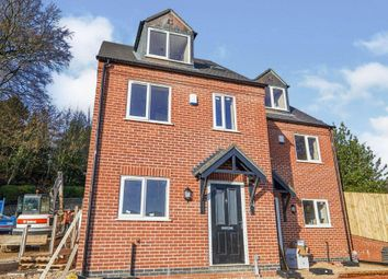 Thumbnail 3 bed semi-detached house for sale in Amber Gardens, Ambergate, Belper