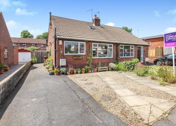 Thumbnail 2 bed semi-detached bungalow for sale in Sandyacres, Rothwell