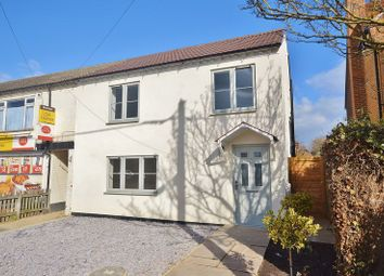 Thumbnail 3 bed end terrace house for sale in Thame Road, Longwick, Princes Risborough