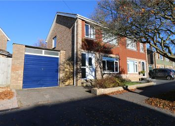 Thumbnail 3 bed property for sale in Avon Crescent, Romsey, Hampshire