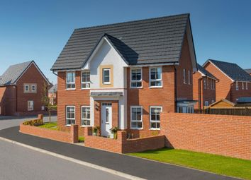 """Thumbnail 3 bed detached house for sale in """"Morpeth 2"""" at Tenth Avenue, Morpeth"""