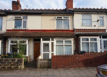 Thumbnail 2 bed terraced house for sale in Dora Road, Birmingham