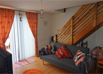 Thumbnail 3 bed end terrace house for sale in Girdle Gate, Irvine