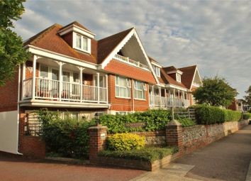 Thumbnail 2 bed flat for sale in Downsview Manor, Cissbury Road, Worthing, West Sussex