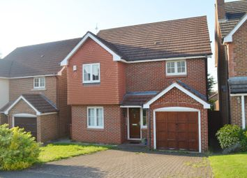 Thumbnail 4 bed detached house to rent in Five Fields Close, Watford