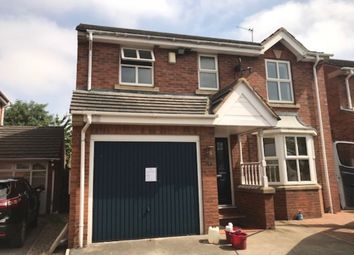 Thumbnail 3 bed detached house for sale in Malincroft, Mapplewell, Barnsley