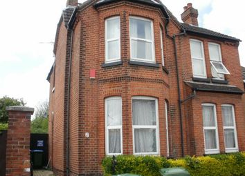 Thumbnail 6 bed semi-detached house to rent in Cambridge Road, Portswood, Southampton