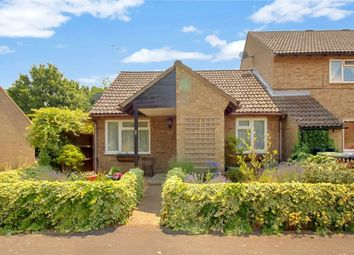 Thumbnail 2 bed semi-detached bungalow for sale in Laurel Close, Mepal, Ely, Cambridgeshire