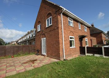 Thumbnail 3 bed end terrace house to rent in Stamford Road, Chester, Cheshire