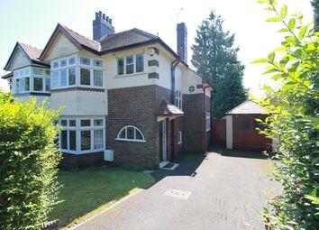 3 bed semi-detached house for sale in Ridgeway Avenue, Newport NP20