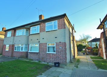 Thumbnail 2 bedroom flat to rent in Fullwell Avenue, Ilford, Essex