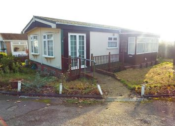 Thumbnail 2 bedroom mobile/park home for sale in Station Hill, Curdridge, Southampton