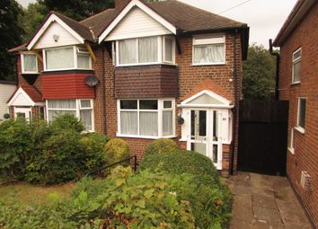 Thumbnail 3 bed semi-detached house for sale in Island Road, Birmingham