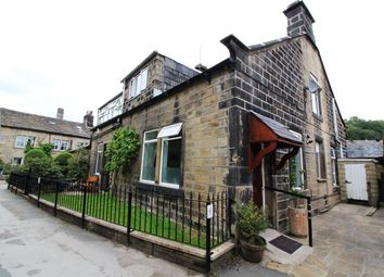 Thumbnail 4 bed detached house for sale in Canal House, Hebble End, Hebden Bridge