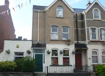 Thumbnail 4 bed terraced house to rent in St. Brides Street, Carrickfergus