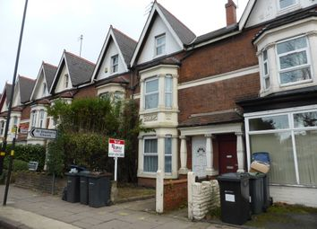 Thumbnail 1 bedroom terraced house to rent in Pershore Road, Selly Park, Birmingham