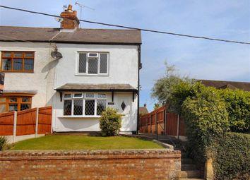 Thumbnail 2 bed cottage for sale in Village Road, Northop Hall, Flintshire
