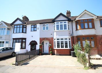 Thumbnail 3 bedroom terraced house for sale in Norman Close, Collier Row, Romford