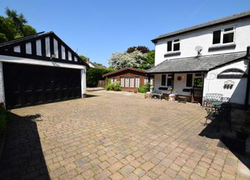 Thumbnail 4 bed detached house to rent in Raby Drive, Raby Mere, Wirral