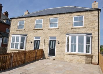 Thumbnail 4 bed semi-detached house for sale in Bellerby Road, Leyburn, North Yorkshire