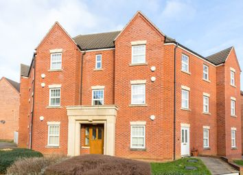 Thumbnail 2 bed flat for sale in Johnson Avenue, Wellingborough