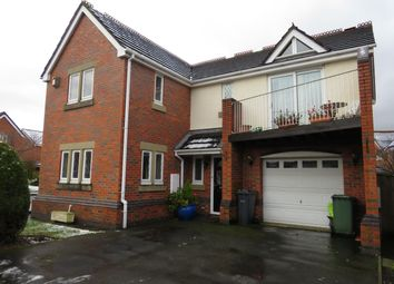 Thumbnail 3 bed detached house to rent in Hinchley Close, Hartford, Northwich