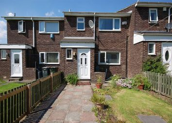 Thumbnail 3 bedroom terraced house for sale in West Avenue, Palmersville, Newcastle Upon Tyne