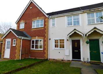 Thumbnail 2 bed terraced house for sale in Bellasis Street, Stafford