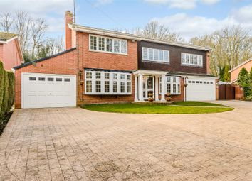 Thumbnail 5 bedroom detached house for sale in Brookside Road, Breadsall, Derby