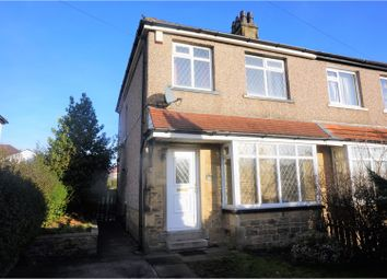 Thumbnail 3 bed semi-detached house for sale in Pasture Road, Baildon