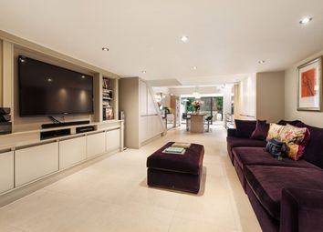 Thumbnail 4 bed terraced house for sale in Hazelbury Road, Fulham