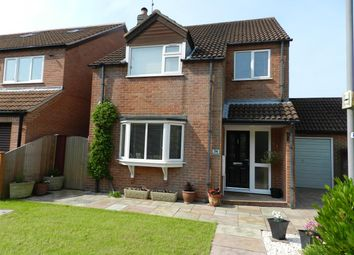 Thumbnail 4 bed detached house for sale in Riverside, Southwell