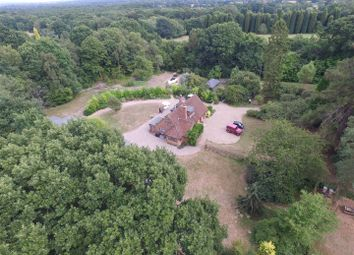 Thumbnail 4 bed detached bungalow for sale in Broad Lane, Newdigate, Dorking