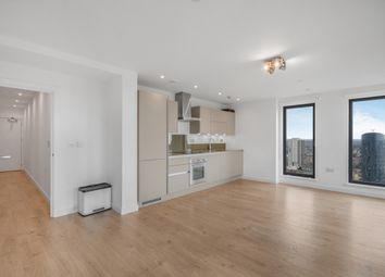 Thumbnail 1 bed flat to rent in Great Eastern Road, London