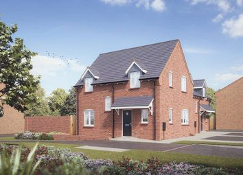 """Thumbnail 2 bed semi-detached house for sale in """"The Aston"""" at Campden Road, Shipston-On-Stour"""