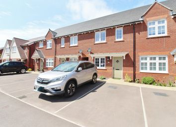 Thumbnail 3 bed terraced house for sale in Excalibur Drive, Newport