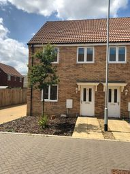 Thumbnail 3 bed end terrace house to rent in Earl Mews, Market Deeping, Peterborough