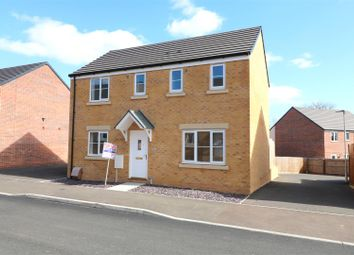 Thumbnail 3 bedroom detached house for sale in Meek Road, Newent