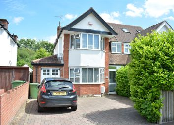 3 bed semi-detached house for sale in Stoneleigh Park Road, Stoneleigh, Epsom KT19