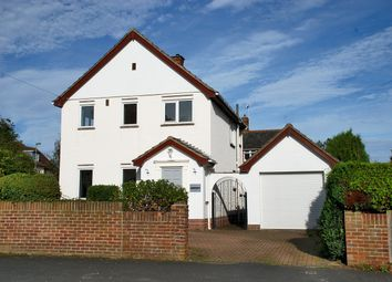 3 bed detached house for sale in Bridge Road, Lymington SO41