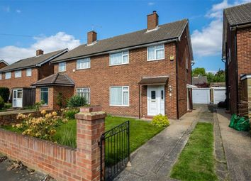 Thumbnail 3 bed semi-detached house for sale in Keats Way, West Drayton, Middlesex
