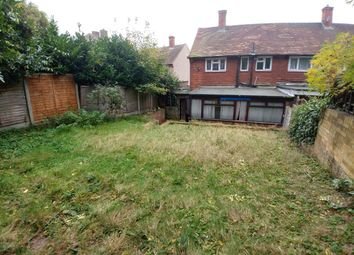 Thumbnail 2 bed end terrace house to rent in Redcar Road, Romford, Essex