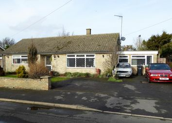 Thumbnail 4 bedroom detached bungalow for sale in Recreation Drive, Southery, Downham Market