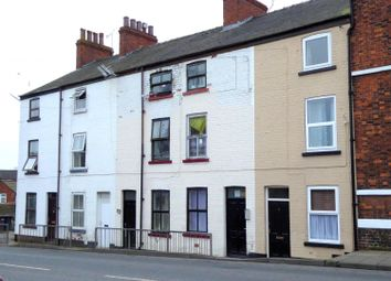 Thumbnail 10 bed terraced house for sale in 6-8 Barlby Road, Selby